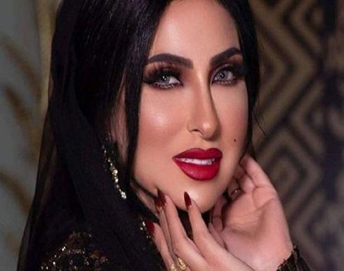 """شاهد : """"زينب العسكري"""" تحتفل بعيد ميلادها .. والكشف عن عمرها"""