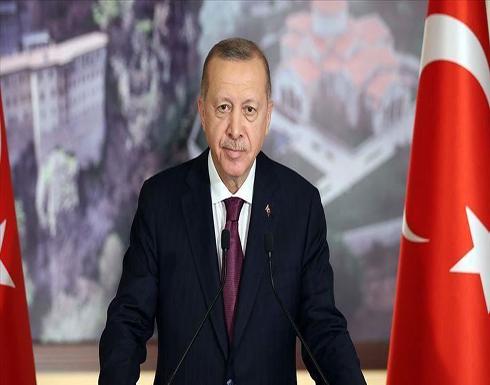 أردوغان: سنكثر أصدقاءنا ونقلل خصومنا