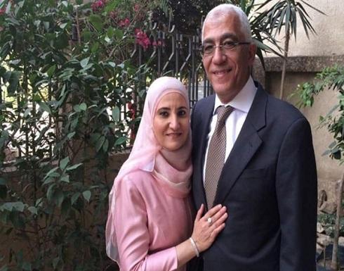 ابنة علا القرضاوي تبدي خشيتها على والديها المعتقلين بمصر