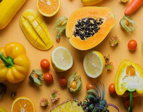 دراسة: الأطعمة الصفراء هي مصدر للسعادة!