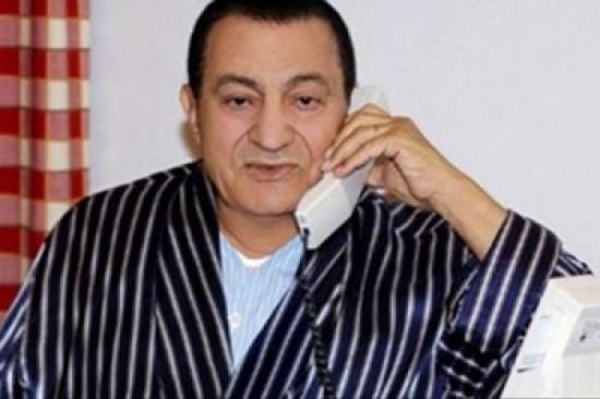 في تسجيل صوتي.. مبارك للشعب المصري في مناسبة الذكرى السادسة لتنحيه: كل سنة وأنتم طيبين
