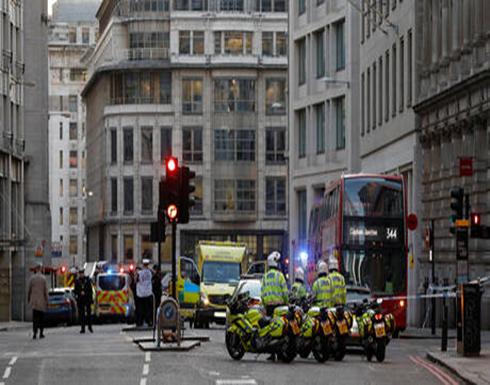 مقتل شخصين متأثرين بجروحهما جراء عملية الطعن في جسر لندن