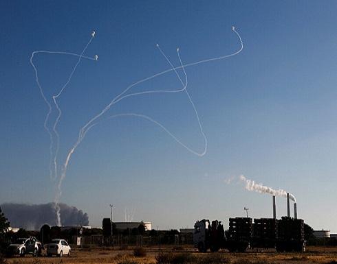 """""""سرايا القدس"""" تعلن قصف أفسلوم ونيريم وكيسوفيم برشقات صاروخية مكثفة"""