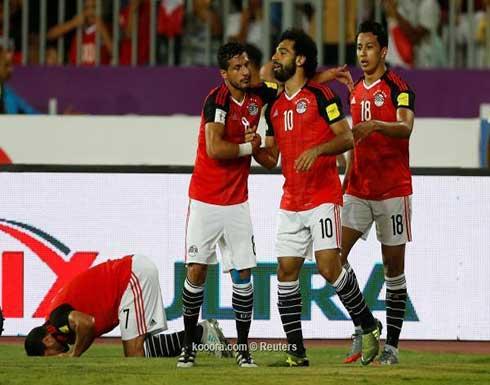 صلاح يعيد مصر للمونديال بعد 28 عامًا من الغياب