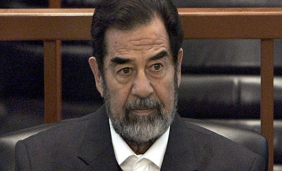 مزاعم بنقل جثة صدام حسين إلى الأردن