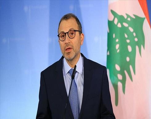 """""""حزب الله"""": عقوبات واشنطن بحق باسيل تدخل سافر بشؤون لبنان"""