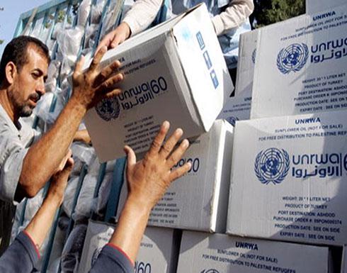 """حماس: تجديد تفويض """"أونروا"""" دليل على عدالة القضية الفلسطينية"""