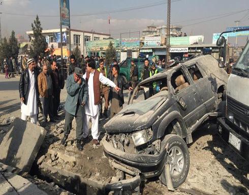 عشرات الضحايا في تفجيريْن بكابل تبنتهما طالبان