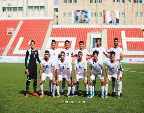 العراق يتجاوز الأردن إلى نهائي بطولة غرب آسيا للشباب