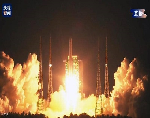 """""""المسيرة الطويلة 5"""".. الصين تطلق """"الصاروخ القوي"""""""