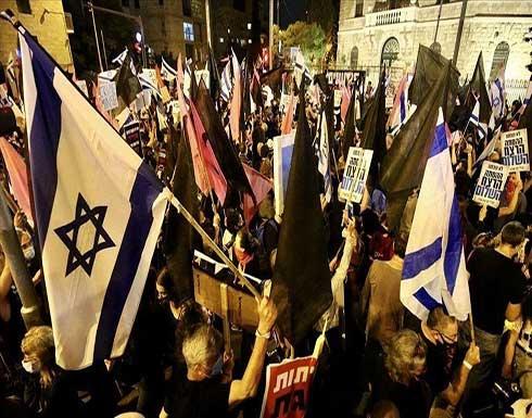 للأسبوع الـ39.. آلاف الإسرائيليين يطالبون باستقالة نتنياهو
