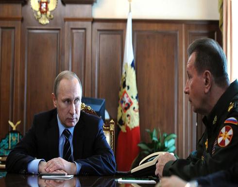 """حارس بوتين السابق يتحدى.. ويذكر """"الممنوع"""""""