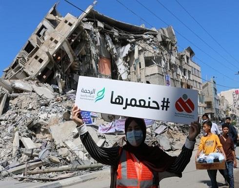 وفد وزاري من رام الله يتوجه إلى القاهرة لبحث إعادة إعمار غزة