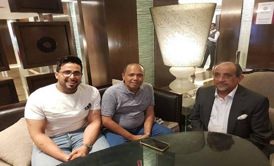 المجلس الانتقالي : الشيخ صالح بن فريد لايمثلنا في لقاءات الاردن