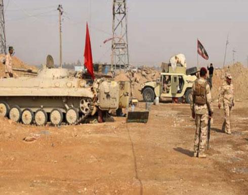 القوات العراقية تبدأ عملية لاستعادة راوة من تنظيم الدولة
