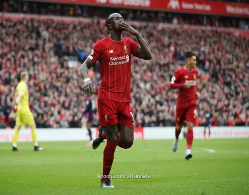 بالصور: ليفربول يستعيد توازنه بالفوز على بورنموث