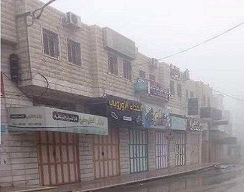 صور- الإضراب الشامل يعم محافظة الخليل