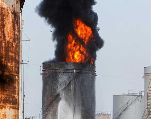 لبنان.. السيطرة على حريق في منشأة الزهراني النفطية ووزير الطاقة يكشف تفاصيل جديدة