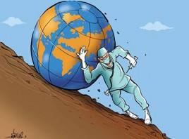 كورونا والعالم