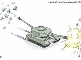 مبيعات السلاح في أعلى مستوياتها بسبب الحروب في الشرق الأوسط…