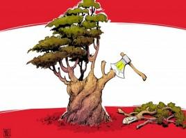 حزب الله يخضع السُنَّة للقضاء على لبنان