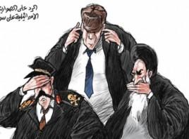 الرد على صواريخ اسرائيل في سوريا