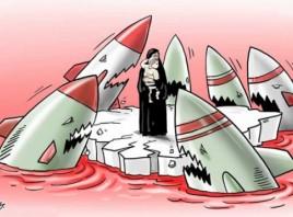 أزمة الإنسانية تتجسد في الغوطة