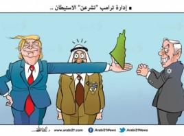 إدارة ترامب والاستيطان..