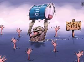 نفط سوريا