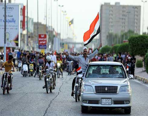 شاهد : تجدد الاحتجاجات في النجف مطالبة بإقالة المحافظ