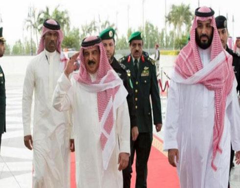 ملك البحرين يستقبل ولي العهد السعودي غداً
