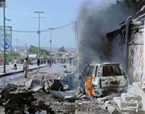 بالفيديو : مقتل 90 شخصا على الأقل جراء تفجير انتحاري في عاصمة الصومال