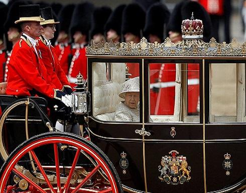 لقطات من احتفال ملكة بريطانيا بعيد ميلادها ال 93