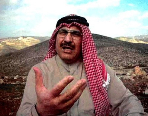 توقيف الأردني احمد عويدي العبادي