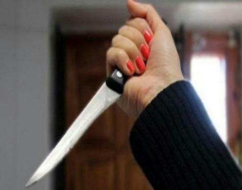 هزت مصر قبل الافطار بدقائق..سيدة تقتل زوجها بالسكين