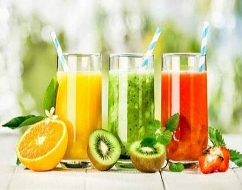 دراسة:عصائر الفاكهة تزيد مخاطر الإصابة بالسرطان