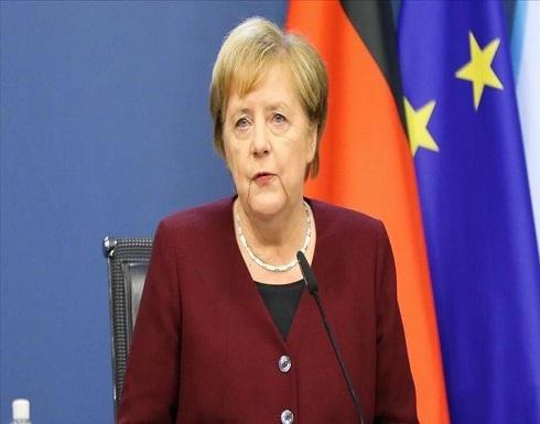 ميركل: تعزيز العلاقات الأوروبية التركية يصب في مصلحة الطرفين
