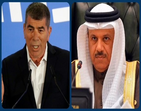 اتصال هاتفي بين وزيري الخارجية البحريني والإسرائيلي