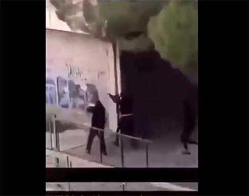تبادل لإطلاق النار في مدينة مونبيلييه الفرنسية .. بالفيديو