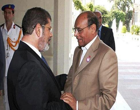 ماذا  يقول المرزوقي الذي بكى على الهواء بعد وفاة مرسي عن مصر ومستقبلها  ؟
