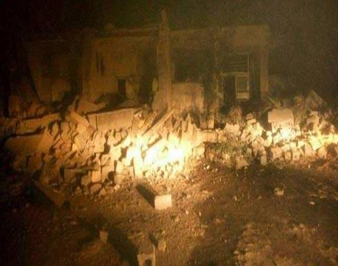 93 قتيلا وتشرد 70 ألف جراء زلزال غربي إيران