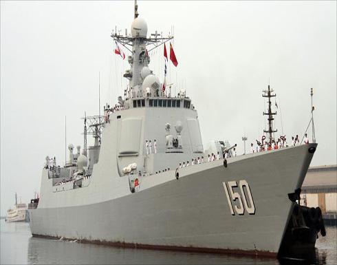 مناورات بحرية بين الصين وإيران بمضيق هرمز