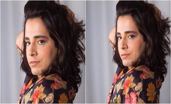 المتحول جنسيا بدر خلف يتحرش بـ الفنان السعودي رابح صقر