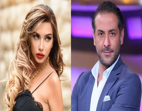 دانا الحلبي تكشف سر خطوبتها من طليق أمل عرفة بسبب حب من طرف ثالث (فيديو)