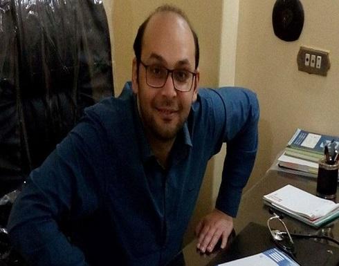 حكاية طبيب مصري فقد بصره أثناء علاج مصابي كورونا