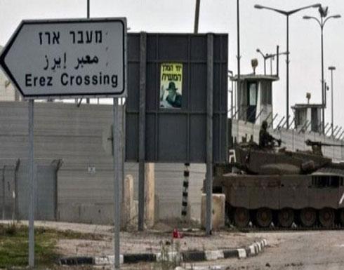 الاحتلال يغلق معبر بيت حانون ويقلص مساحة الصيد في غزة
