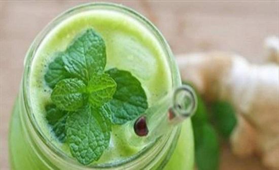 ما سر المخفوق الأخضر بالليمون الذي يخفي الدهون في ايام؟