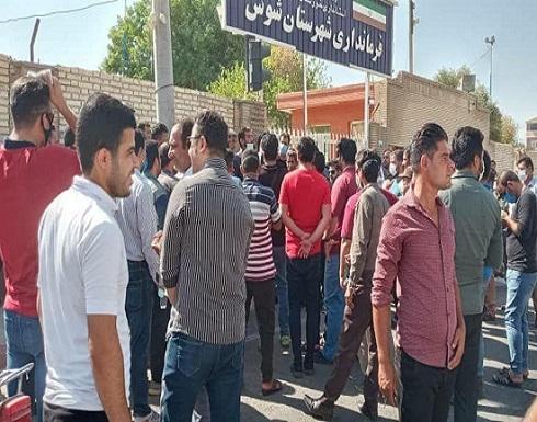 إيران.. احتجاجات العمال مستمرة حتى تلبية المطالب
