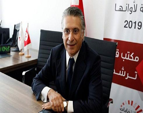 تونس.. القروي ينفي انسحابه من السباق الرئاسي ويطالب بتأجيل الدور الثاني لعدم تكافئ الفرص