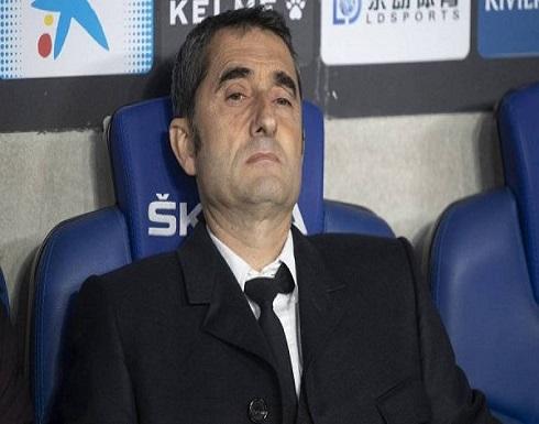 فالفيردي: لولا طرد دي يونج لفزنا بثلاثية أمام إسبانيول